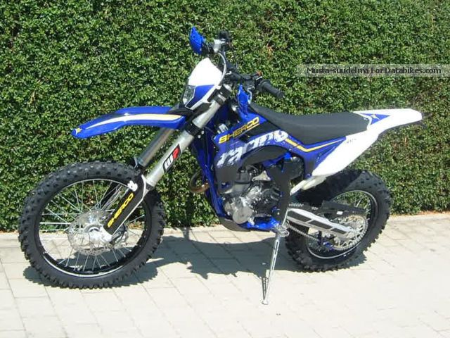 2012 Sherco  300i SE-R Racing Motorcycle Motorcycle photo