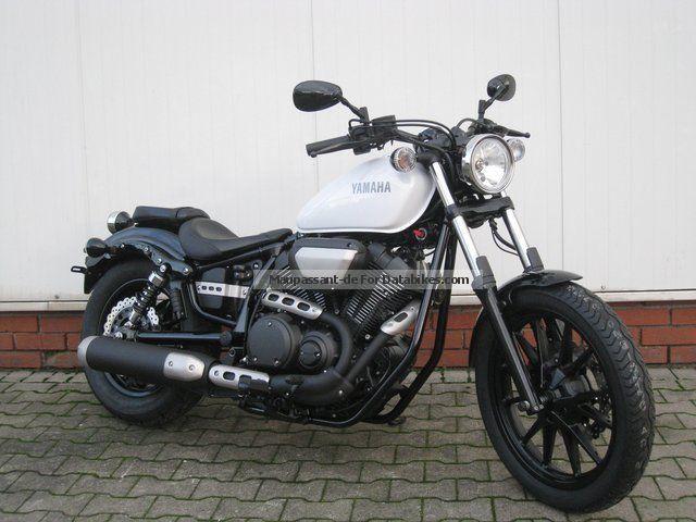 2014 Yamaha XV 950 ABS Model Motorcycle Chopper Cruiser Photo