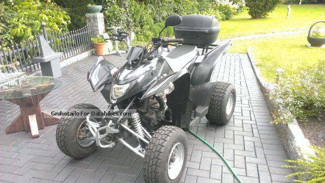 2007 Aeon  Cobra 320 Motorcycle Quad photo