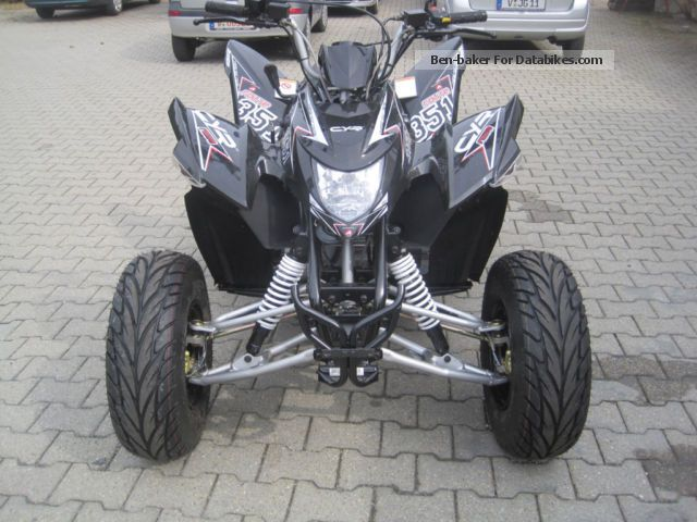 2012 Aeon  Cobra 320, CYR 351 Motorcycle Quad photo