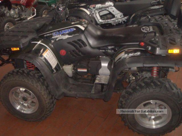 2012 Linhai  Carrier 420 Motorcycle Quad photo
