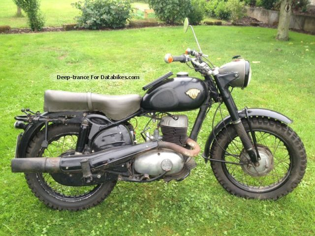 Maico  M 250 B Blizzard 1964 Vintage, Classic and Old Bikes photo
