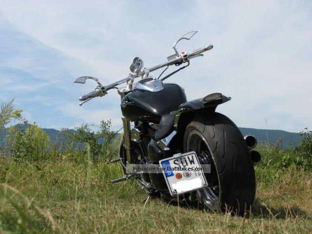 2007 Suzuki  VZ 800 Intruder Motorcycle Chopper/Cruiser photo