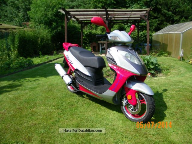 2009 Italjet  Jonway \ Motorcycle Lightweight Motorcycle/Motorbike photo
