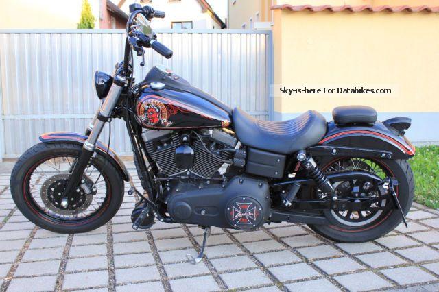 Harley Davidson  Harley-Davidson FDXB - Street Bob 2012 Chopper/Cruiser photo