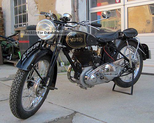 2012 Norton  16H Motorcycle Motorcycle photo