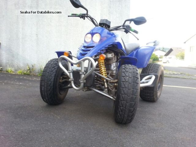2007 Kreidler  Quad Motorcycle Quad photo