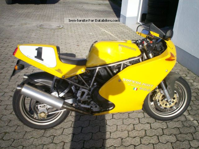 1995 DKW  900 Super Sport Motorcycle Motorcycle photo