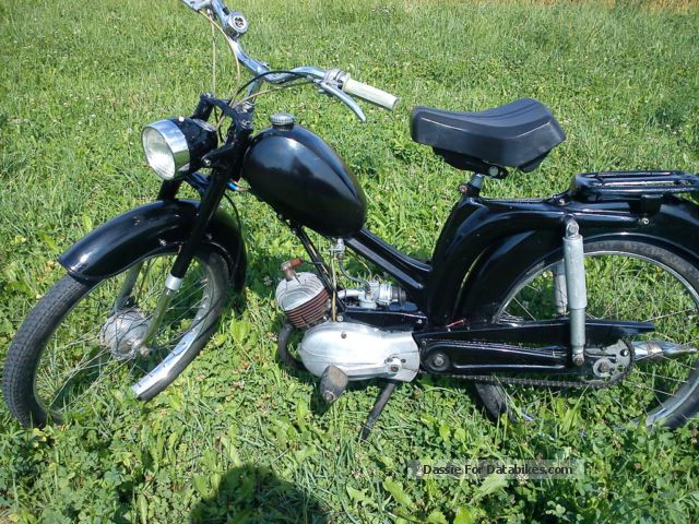 DKW  Victoria 1966 Vintage, Classic and Old Bikes photo