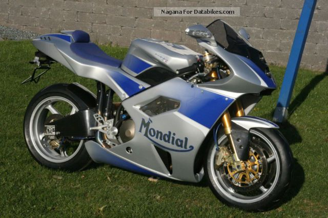 2012 Other  Mondial Piega SP1 Motorcycle Sports/Super Sports Bike photo