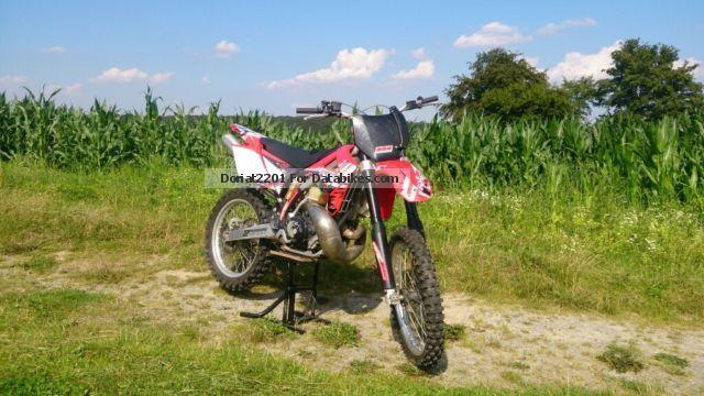 2007 Gasgas  EC / MC 250 Motorcycle Enduro/Touring Enduro photo