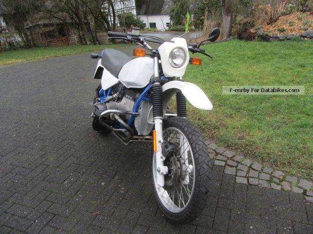 1997 Blata  R 80 GS Basic Motorcycle Enduro/Touring Enduro photo