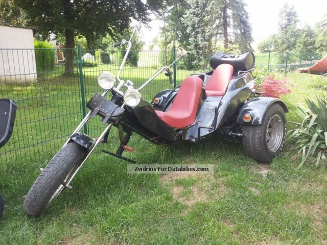 1992 Boom  Trike Motorcycle Trike photo