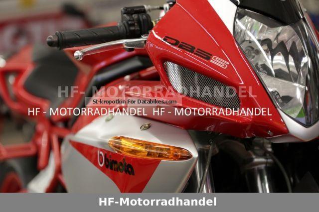 Bimota  DB 5 S -1100 - 1A CONDITION 2011 Sports/Super Sports Bike photo