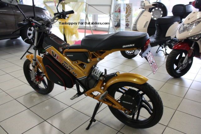 Other  Motowell (Babo Motors Ltd.) V1 ELECTRIC MOTORCYCLE 2012 Electric Motorcycles photo