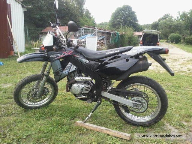 2006 Rieju SMX 125 cc