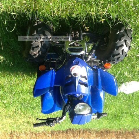 2010 Bashan  110st Motorcycle Quad photo