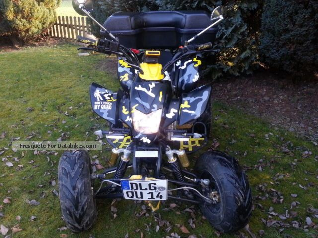 2006 Bashan  BS200S-7A Motorcycle Quad photo