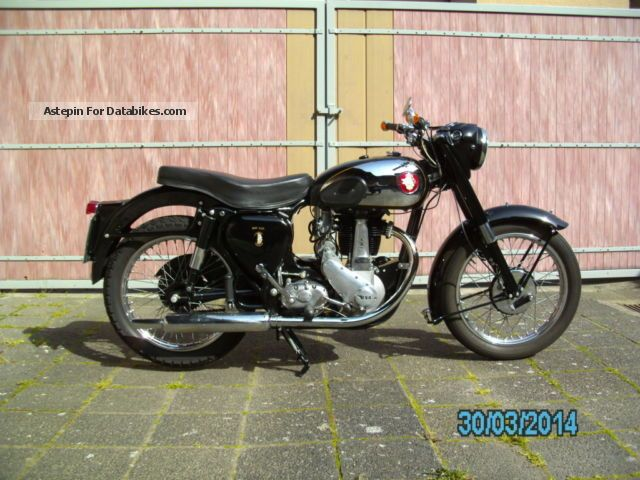 BSA  B31 1955 Vintage, Classic and Old Bikes photo