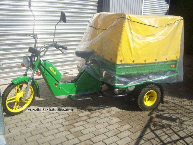 1997 Puch  Babetta Tribeta Motorcycle Motor-assisted Bicycle/Small Moped photo