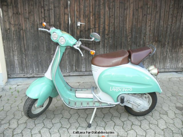 Italjet  Velosifero 1997 Scooter photo
