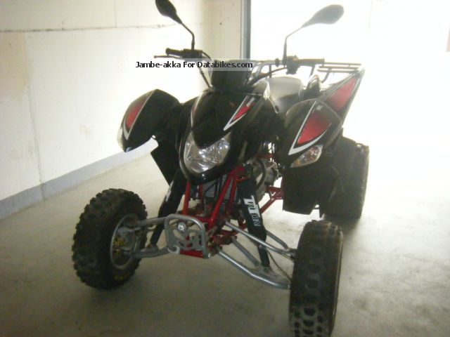 2013 Triton  Baja 50 Motorcycle Quad photo