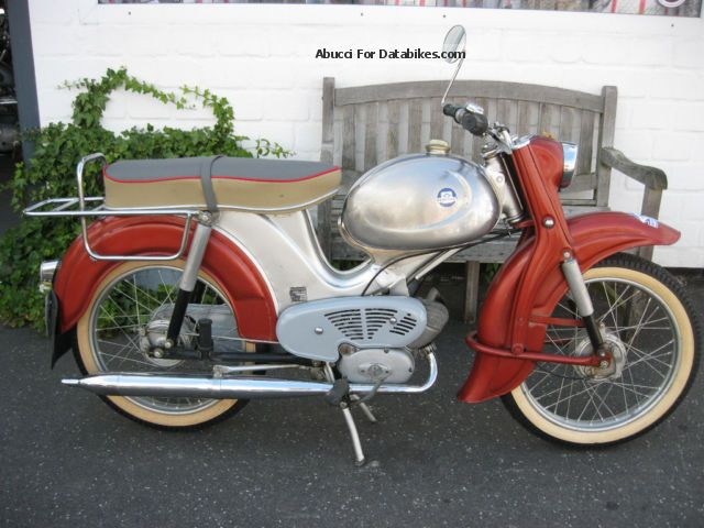 Hercules  Scooter 220 MKL 1963 Vintage, Classic and Old Bikes photo