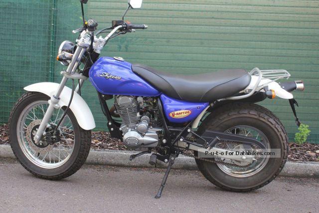 2014 Skyteam  Raptor 250 Motorcycle Motorcycle photo