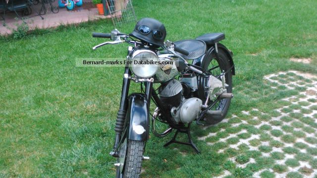 Maico  M 175 1953 Vintage, Classic and Old Bikes photo
