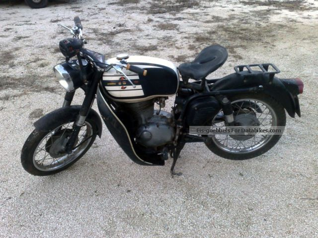 Gilera  202 super 1966 Vintage, Classic and Old Bikes photo