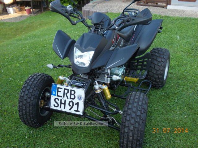 2013 Bashan  250S-11B Motorcycle Quad photo