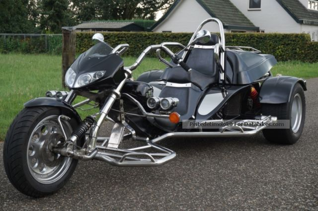 2007 Boom  Fighter X11 - TOP vehicle Motorcycle Trike photo