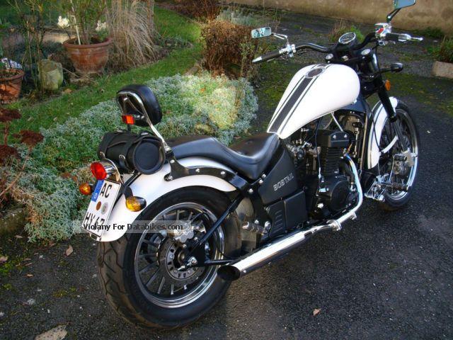 2014 WMI  Bobtail 350 Motorcycle Chopper/Cruiser photo