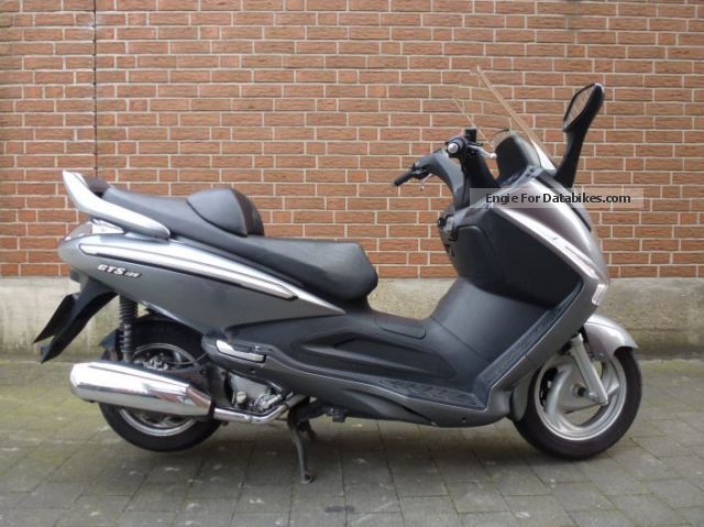 2007 SYM  125cc Motorcycle Scooter photo
