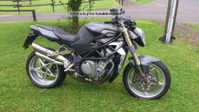 2006 MV Agusta  Brutale 750 Motorcycle Naked Bike photo