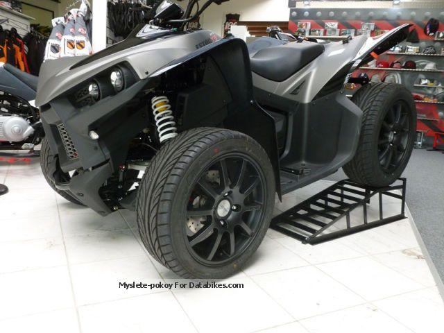 2014 Cectek  Estoc T5 Motorcycle Quad photo