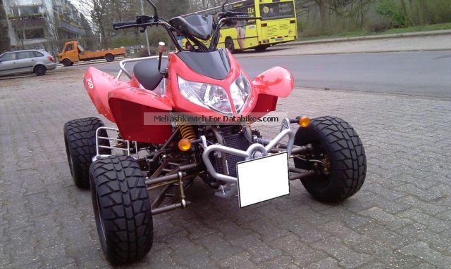 2014 PGO  X-Fire Superflat 300 PIAGGIO engine automatic Motorcycle Quad photo