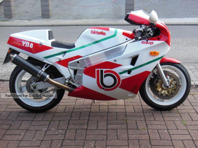 1992 Bimota  YB8 Motorcycle Sports/Super Sports Bike photo