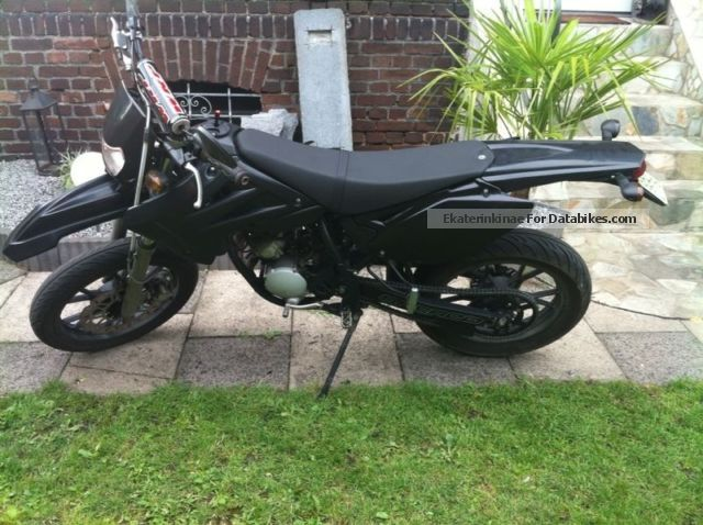 2012 Sherco  Black Panther Motorcycle Motor-assisted Bicycle/Small Moped photo