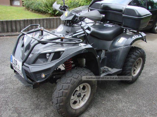2012 Linhai  4x2 420 Motorcycle Quad photo