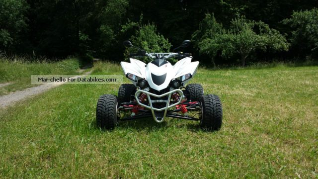 2014 SMC  Canyon RR 520 Supermoto Extrabreit Motorcycle Quad photo