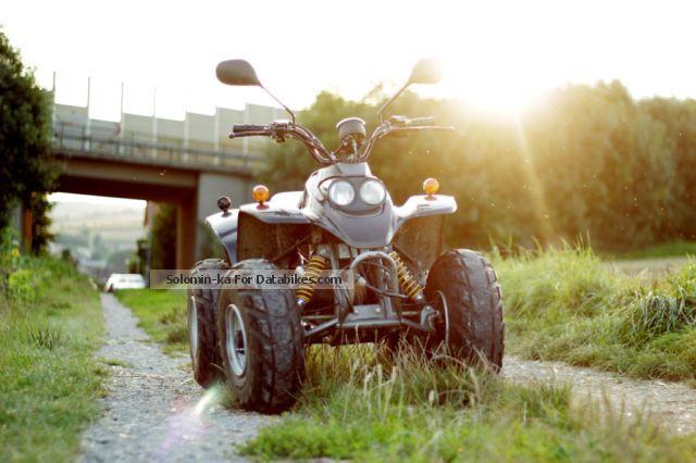 2013 SMC  50cc brand Quad & quot; RAM 50 & quot; street legal Motorcycle Quad photo