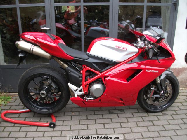 2013 Ducati  1098 Motorcycle Motorcycle photo