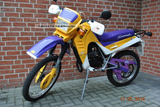 1991 Derbi  FDS 50 Motorcycle Scooter photo