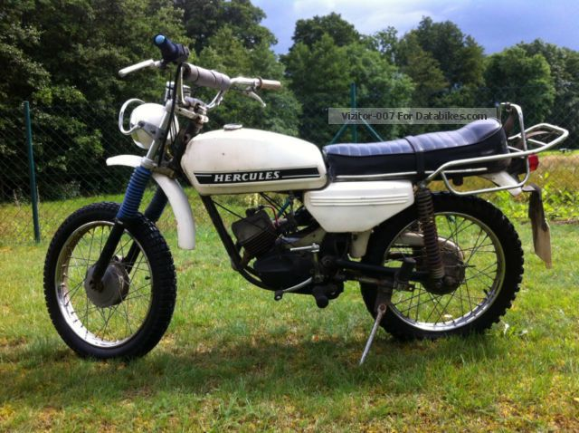 Hercules  MK 1975 Vintage, Classic and Old Bikes photo