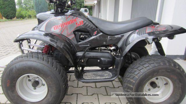 2007 Explorer  DEFENDER Evo 50 Motorcycle Quad photo