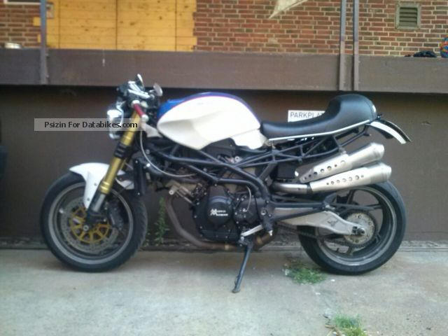 2008 Moto Morini  12 1.2 Sport Motorcycle Motorcycle photo