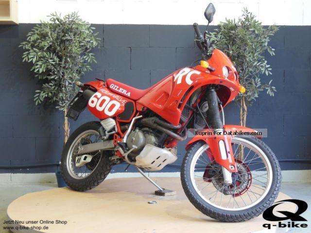 1991 Gilera  600 C Motorcycle Motorcycle photo