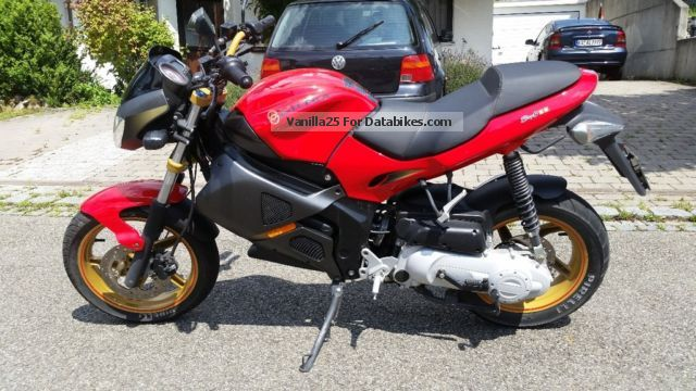 2006 Gilera  DNA Motorcycle Scooter photo