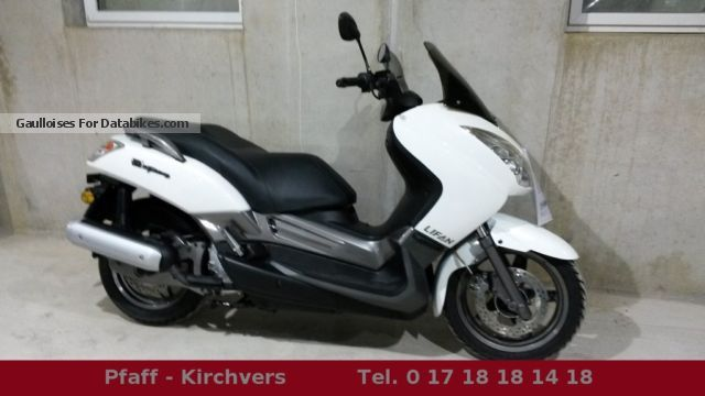 Lifan  \u0026 Quot; Space E \u0026 quot; 125cc.4Takt, KM 0, only 1999, - € 2014 Scooter photo